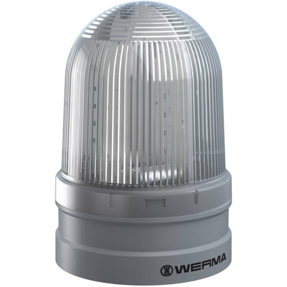 Werma Signaltechnik signalna svjetiljka Maxi TwinLIGHT 115-230VAC CL bistra 230 V/AC