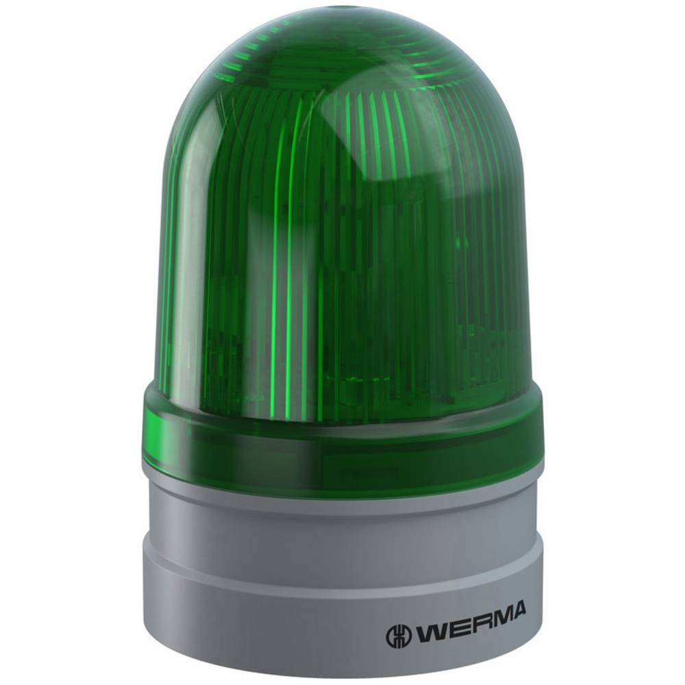 Werma Signaltechnik signalna svjetiljka Maxi Rotating 115-230VAC RD crvena 230 V/AC