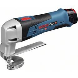 Bosch Professional Akumulatorske škare za metal GSC 12V-13, s 2 x 2,0 Ah Li-Ion baterijom, L-BOXX