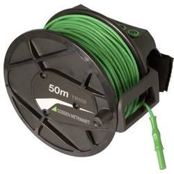Gossen Metrawatt TR50 II TR50-II kabelski boben za merjenje nizke odpornosti in ozemljitve 50m,