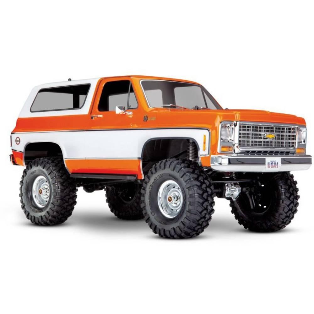 Traxxas Chevy Blazer s ščetkami 1:10 RC Modeli avtomobilov Elektro Crawler Pogon na vsa kolesa (4WD) RtR 2,4 GHz