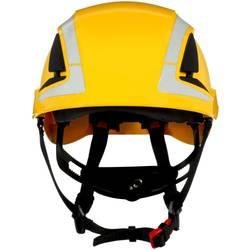 Zaštitna kaciga S UV senzorom, reflektirajuća, ventilirana Žuta 3M X5002V-CE EN 397, EN 12492