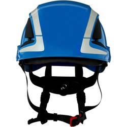 Zaštitna kaciga S UV senzorom, reflektirajuća, ventilirana Plava boja 3M X5003V-CE EN 397, EN 12492