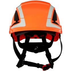 Zaštitna kaciga S UV senzorom, reflektirajuća, ventilirana Narančasta 3M X5007V-CE EN 397, EN 12492