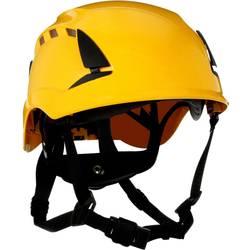 Zaštitna kaciga ventilirana, S UV senzorom Žuta 3M SecureFit X5002VE-CE EN 397, EN 12492, EN 50365