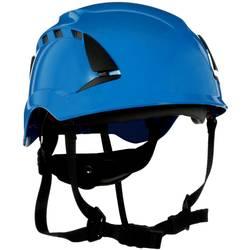 Zaštitna kaciga ventilirana, S UV senzorom Plava boja 3M SecureFit X5003VE-CE EN 397, EN 12492, EN 50365
