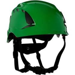 Zaštitna kaciga ventilirana, S UV senzorom Zelena 3M SecureFit X5004VE-CE EN 397, EN 12492, EN 50365