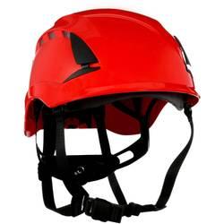 Zaštitna kaciga ventilirana, S UV senzorom Crvena 3M SecureFit X5005VE-CE EN 397, EN 12492, EN 50365
