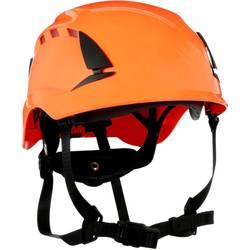 Zaštitna kaciga ventilirana, S UV senzorom Narančasta 3M SecureFit X5007VE-CE EN 397, EN 12492, EN 50365