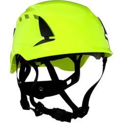 Zaštitna kaciga ventilirana, S UV senzorom Neonsko-zelena 3M SecureFit X5014VE-CE EN 397, EN 12492, EN 50365