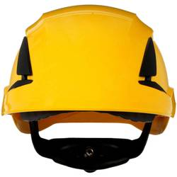 Zaštitna kaciga ventilirana, S UV senzorom Žuta 3M SecureFit X5502V-CE-4 EN 397