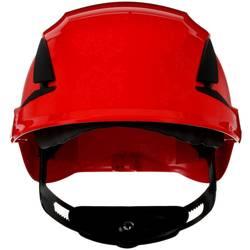 Zaštitna kaciga ventilirana, S UV senzorom Crvena 3M SecureFit X5505V-CE-4 EN 397