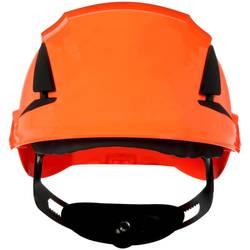 Zaštitna kaciga ventilirana, S UV senzorom Narančasta 3M SecureFit X5507V-CE-4 EN 397
