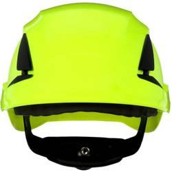 Zaštitna kaciga S UV senzorom Neonsko-zelena 3M SecureFit X5514NVE-CE-4 EN 397