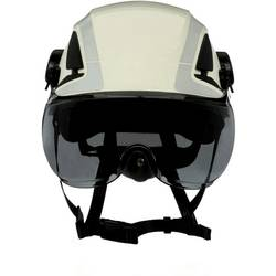 3M X5-SV02-CE Zaštitni vizir uklj. zaštita protiv zamagljivanja siva