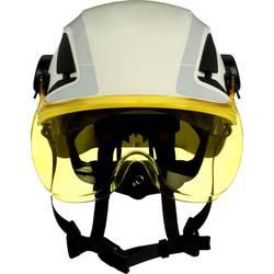 3M X5-SV03-CE Zaštitni vizir uklj. zaštita protiv zamagljivanja žuta