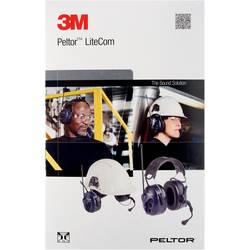 naušnjaci - slušalice 33 dB 3M Peltor LCP3 1 St.