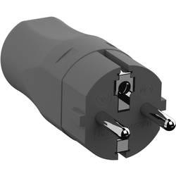 utikač sa zaštitnim kontaktom poliamid 250 V bijela ip20 Bachmann 960.201