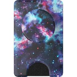 POPSOCKETS PopWallet + Galactic Nebula stalak za mobitel crna, plava boja, ljubičasta N/A