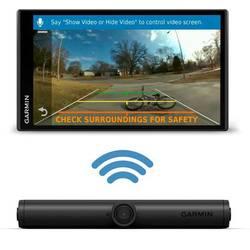 Garmin BC™ 40 brezžična vzvratna kamera sponka za pritrjevanje črna