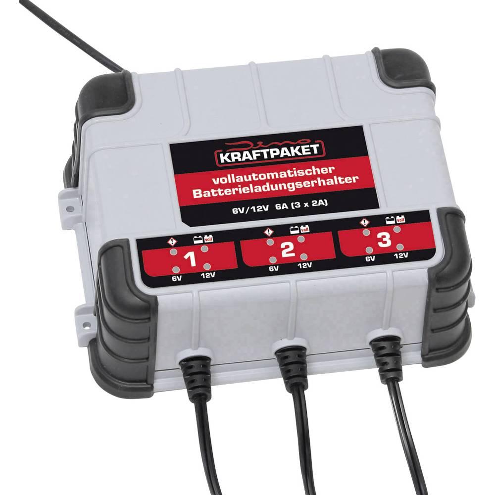 Dino KRAFTPAKET 136316 avtomatski polniknik 6 V, 12 V 2 A 2 A