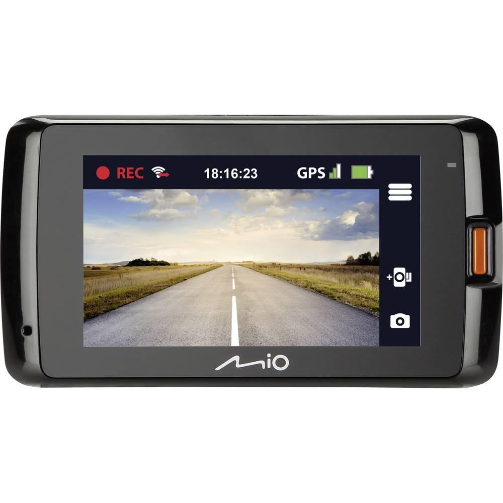 MIO MIVUE 798 avtomobilska kamera z gps-sistemom Razgledni kot - horizontalni=150 ° zaslon