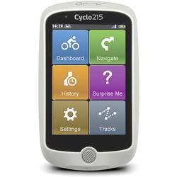 MIO CYCLO 215 HC navigacijski uređaj za bicikl europa zaštita od prskanja vode