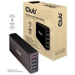 club3D CAC-1903EU USB stanica za punjenje utičnica ženski konektor USB-C™, ženski konektor USB 2.0 tipa a