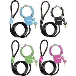 Street Cuff Spiralna ključavnica Razporejene (izbor barv ni mogoč)