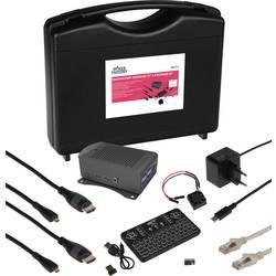 Streaming Set uklj. kutija za pohranu, uklj. kućište, uklj. napajanje, uklj. hladnjak, uklj. HDMI kabel , uklj. noobs os, uklj.
