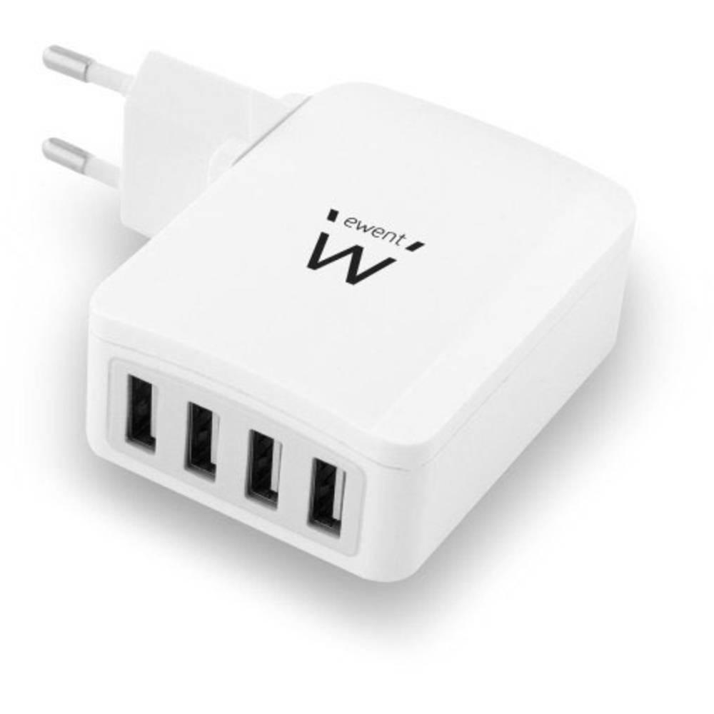 ewent by Eminent EW1304 USB napajalnik Vtičnica 4 x USB