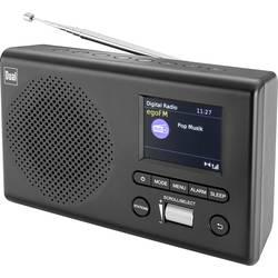 Dual MCR 4 namizni radio ukw, dab+ ukw, dab+, aux