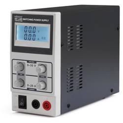 Velleman LABPS3010SM Laboratorijski napajalniki, nastavljivi 0 - 30 V 0 - 10 A 420 W Število izhodov 1 x