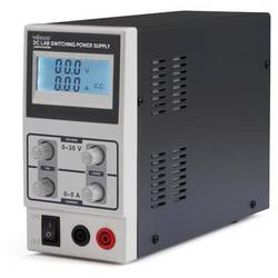 Velleman LABPS3005SM Laboratorijski napajalniki, nastavljivi 0 - 30 V 0 - 5 A 210 W Število izhodov 1 x