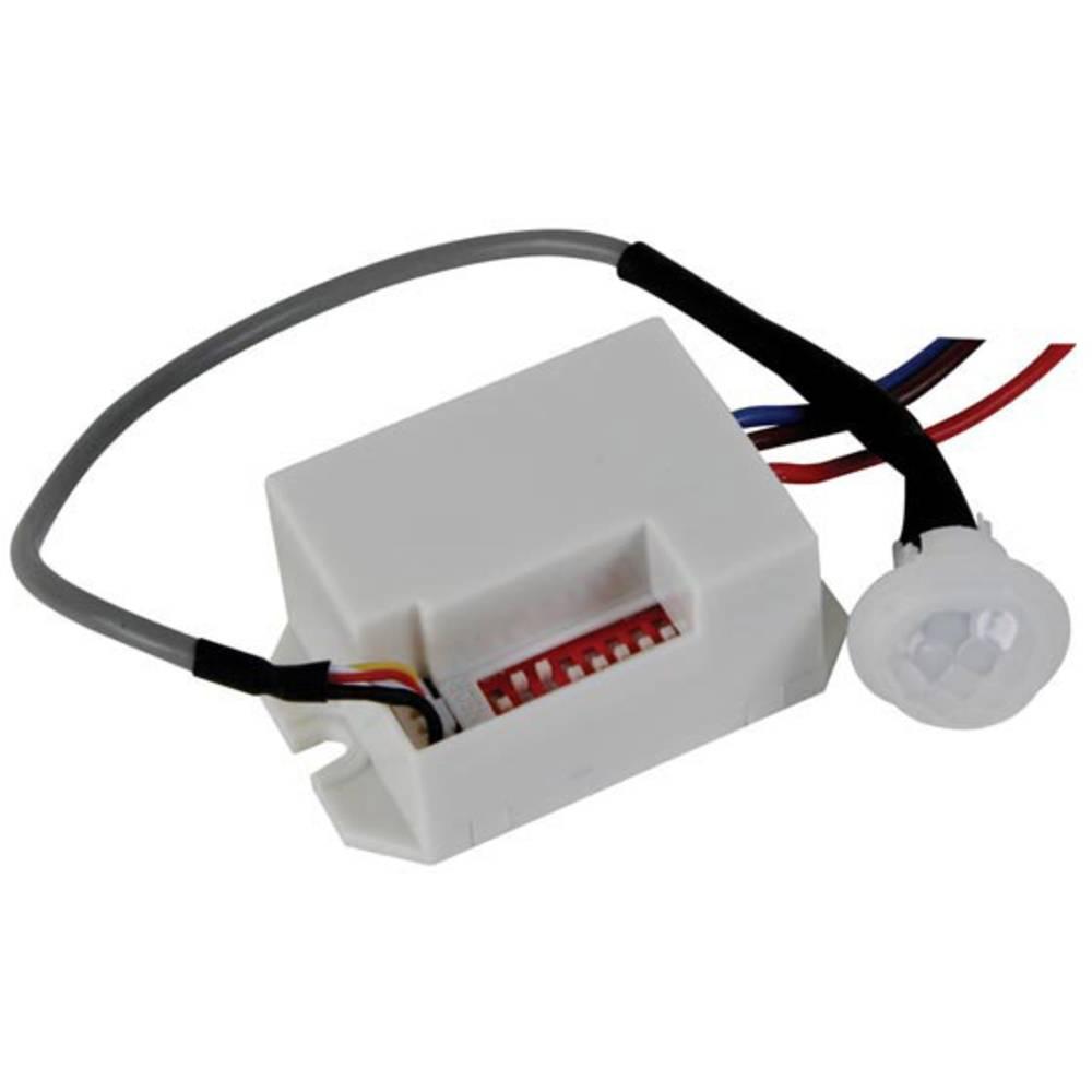 Velleman PIR416 vgradnja pir javljalnik gibanja 100 ° rele siva