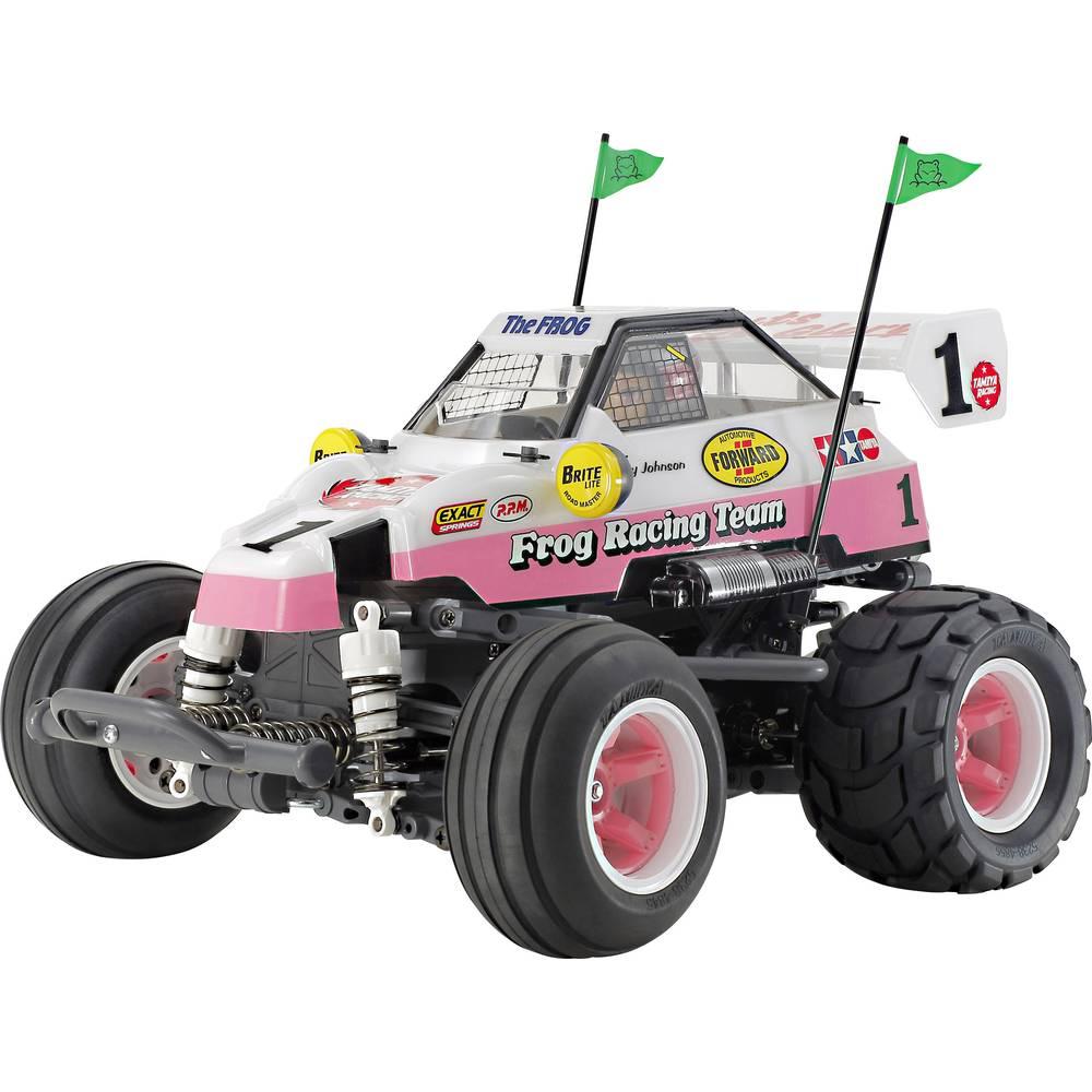 Tamiya Comical Frog s ščetkami 1:10 RC Modeli avtomobilov Elektro Buggy Pogon na vsa kolesa (4WD) Komplet za sestavljanje
