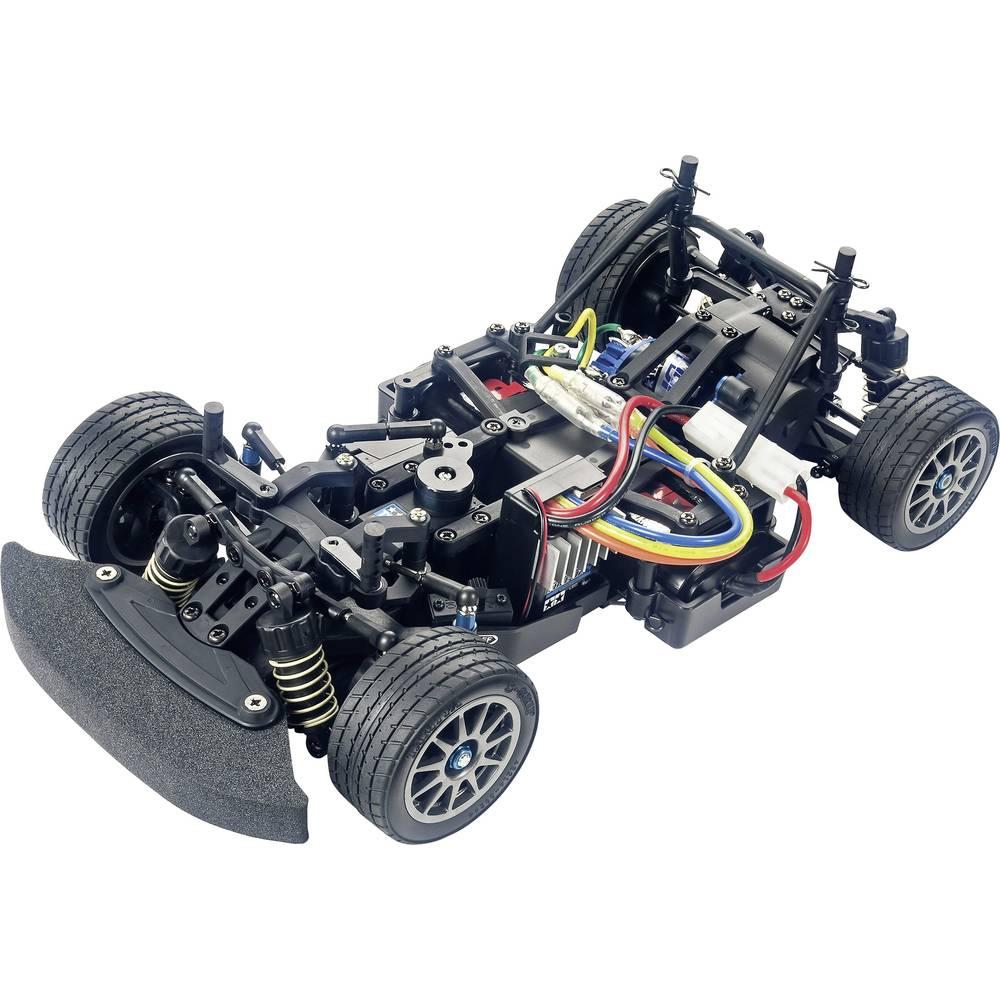 Tamiya M-08 Chassis s ščetkami 1:10 rc modeli avtomobilov elektro cestni model zadnji pogon (2wd) komplet za sestavljanje