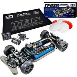 Tamiya TT-02R 1:10 rc modeli avtomobilov elektro cestni model pogon na vsa kolesa (4wd) varčevalni komplet