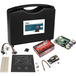MAKERFACTORY Sensor Education Raspberry Pi® 4 b 2 GB 4 x 1.5 GHz uklj. kutija za pohranu, uklj. breadboard, uklj. senzori