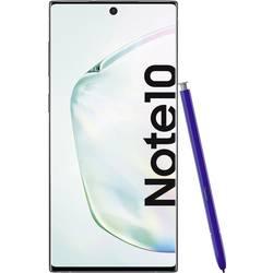 Samsung Galaxy Note 10 256 GB 6.3 (16 cm)Dual-SIM Android™ 9.0 16 MPix, 12 MPix, 12 MPix Aura Glow