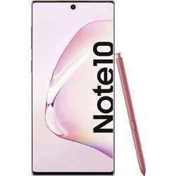 Samsung Galaxy Note 10 256 GB 6.3 (16 cm)Dual-SIM Android™ 9.0 16 MPix, 12 MPix, 12 MPix Ružičasta