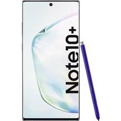 Samsung Galaxy Note 10+ 256 GB 6.8 (17.3 cm)Hybrid-Slot Android™ 9.0 16 MPix, 12 MPix, 12 MPix Aura Glow