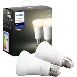 Philips Lighting Hue LED Svjetiljka, komplet 2 komada ATT.CALC.EEK: A+ (A++ - E) E27