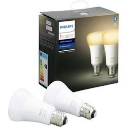 Philips Lighting Hue LED Svjetiljka, komplet 2 komada ATT.CALC.EEK: A+ (A++ - E) E27 19 W Toplo-bijela, Neutralno-bijela, Dnevno