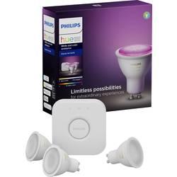 Philips Lighting Hue set za prigušivanje Energetska učink.: A+ (A++ - E) GU10 RGBaw