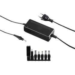 Hama 00137336 plug-in napajanje, podesivi 5 V, 6 V, 7.5 V, 9 V, 12 V, 13.5 V, 15 V 3000 mA