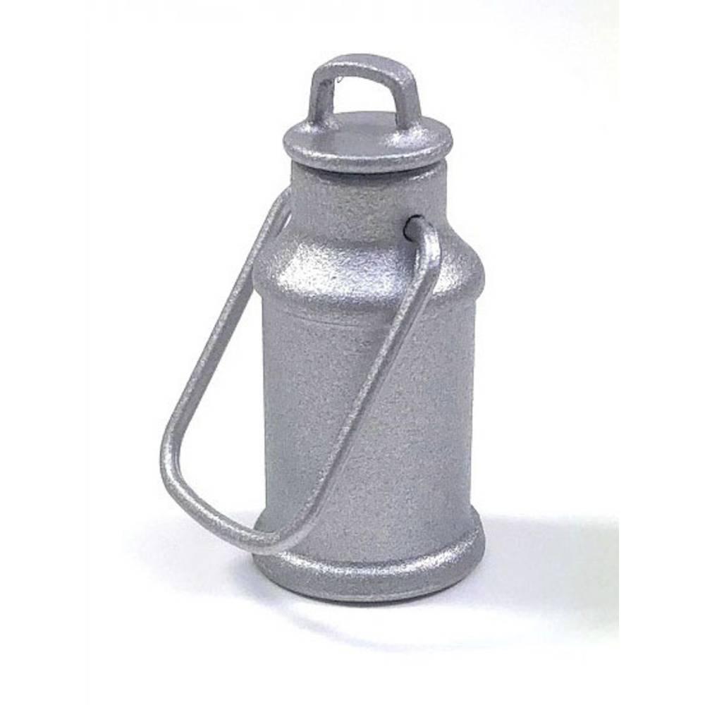 Absima 1:10 vrč za mleko srebrna