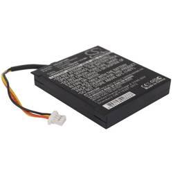 Akumulatorska baterija za miško CS Cameron Sino Nadomešča originalno baterijo 533-000018, F12440097, L-LY11 Logitech 3.7 V 600 m