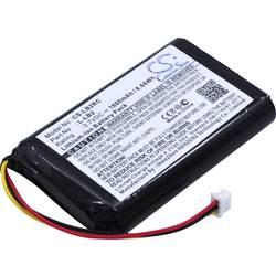 Akumulatorska baterija za miško CS Cameron Sino Nadomešča originalno baterijo 190247-1000, L-LB2 Logitech 3.7 V 1800 mAh