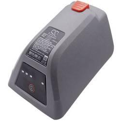 CS Cameron Sino CSGRA802PX električni alaT-akumulator Zamjenjuje originalnu akumul. bateriju 008A231 18 V 2500 mAh li-ion